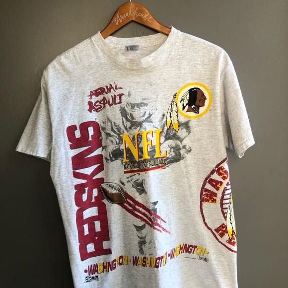 new style 20aaa b6393 Vintage Washington Redskins Shirt